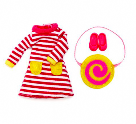 Lottie Doll Accessory Set - Raspberry Ripple